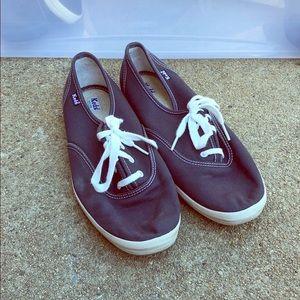 Keds Navy Sneakers